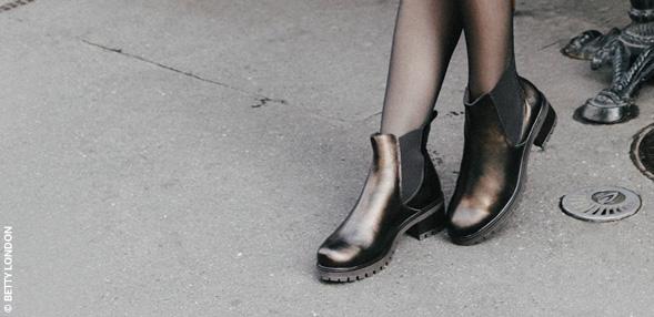 Overknee-Stiefel oder Stiefeletten?
